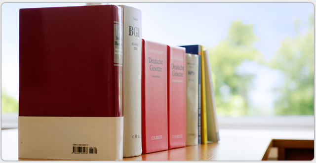 ADU Inkasso Verzeichnis und Glossar Juristische Abkürzungen