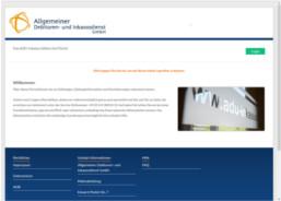 ADU Onlineportal
