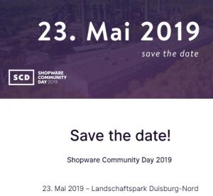 Allgemeiner Debitoren- und Inkassodienst GmbH Shopware Community Day 2019