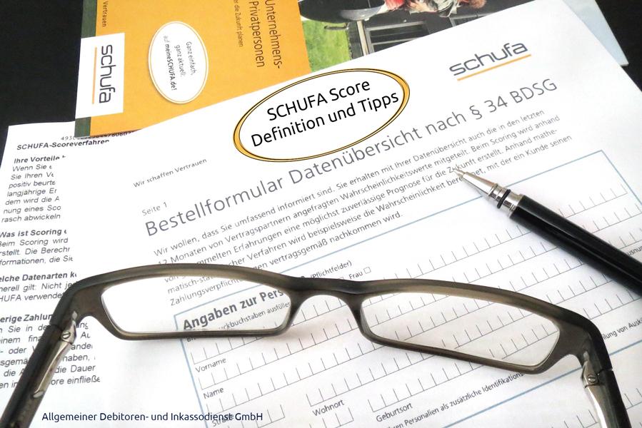 Allgemeiner-Debitoren--und-Inkassodienst-GmbH-SCHUFA-Score-Definition-und-Tipps