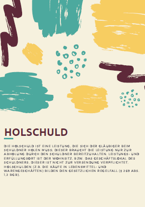 Holschuld
