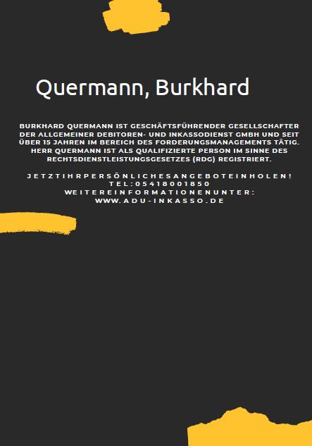 Quermann Burkhard